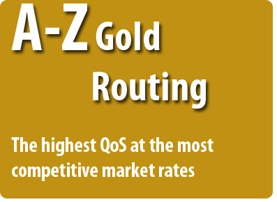 AZGold Routing